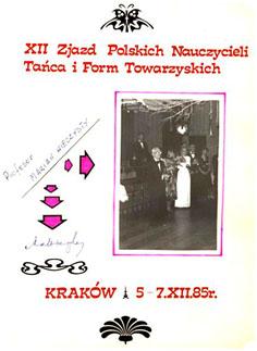 Zjazd Polskich Nauczycieli Tanca i Form Towarzyskich